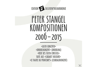 VARIOUS - Peter Stangel: Kompositionen 2006-2015 - (CD)