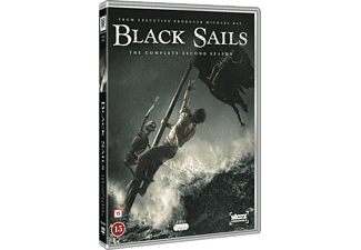 Black Sails S2 Action DVD