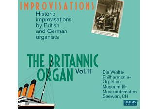 Various - The Britannic Organ Vol.11 - (CD)