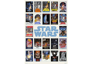 Star Wars Poster Kinoplakate Classic Episode 4 - 6