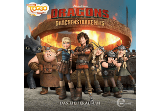 The Dragons - Dragons - Drachenstarke Hits [CD]