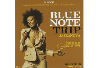 VARIOUS - Blue Note Trip  - Lookin' Back / Movin' On - (CD)