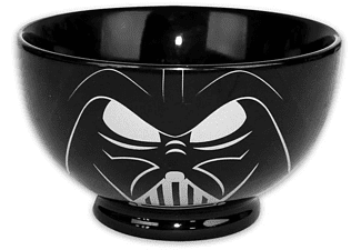Star Wars Müslischale Darth Vader Schwarz