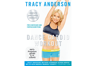Tracy Anderson- Dance Cardio Sammelox [DVD]