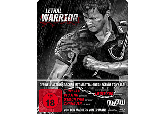 Lethal Warrior (Limited Steelbook) - (Blu-ray)