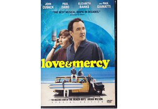 Love & Mercy DVD