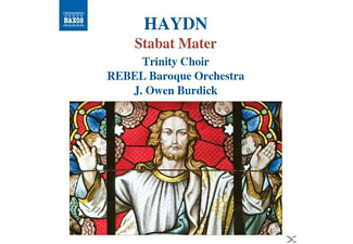 Burdick/Rebel Baroque Orchestra - Stabat Mater - (CD)