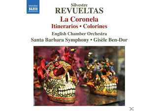 Santa Barbara So, Gisele Ben-dor, Gisele/santa Barbara So Ben-dor - La Coronela - (CD)