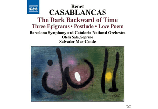 S. & BARCELONA SYMPHONY AND C Ofelia, Salvador/barcelona So Mas-conde - The Dark Backward Of Time [CD]