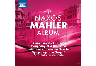 VARIOUS - The Naxos Mahler Album - (CD)