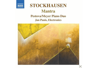 Meyer, Pestova, Jan Panis, Jan Pestova-meyer Piano Duo/panis - Mantra - (CD)