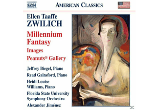VARIOUS, Biegel/Gainsford/Williams/Jimenez - Millenium Fantasy/Images/+ - (CD)