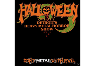 Halloween - Don't Metal With Evil (Ltd.Vinyl) [Vinyl]