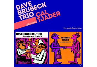 Dave / Trio Brubeck - Featuring Cal Tjader-Complete Recordings - (CD)