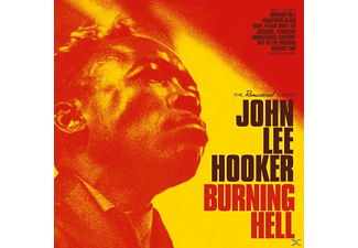 John Lee Hooker - Burning Hell+8 Bonus Tracks - (CD)
