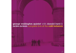 George -Quint Wallington - Complete Live At The Cafe Bohemia - (CD)