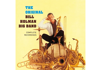 Bill Big Band Holman - Complete Recordings - (CD)