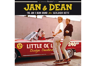 Jan & Dean - The Jan & Dean Sound+Golden Hits+7 Bonus - (CD)