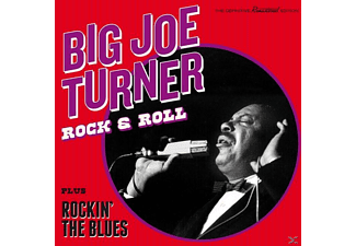 Big Joe Turner - Rock & Roll+Rockin' The Blues+2 Bonus Tracks - (CD)