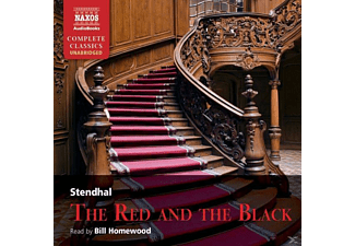 The Red And The Black - 17 CD - Hörbuch