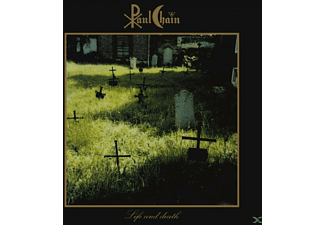 Paul Chain - Life And Death [White Vinyl] - (Vinyl)