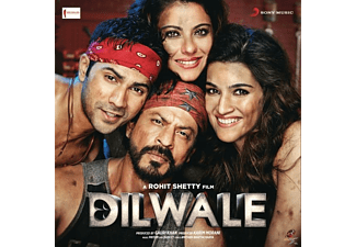 Ost/Various - Dilwale (Original Motion Picture Soundtrack) - (CD)