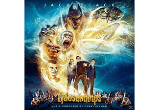 OST/VARIOUS - Goosebumps (Limited Edition) [Vinyl]