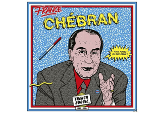 Various - France Chebran-French Boogie - (CD)