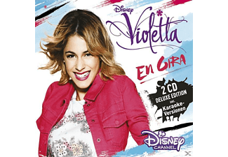 VARIOUS - Violetta: En Gira (Deluxe Edition,Staffel 3,Vol.1) - (CD)