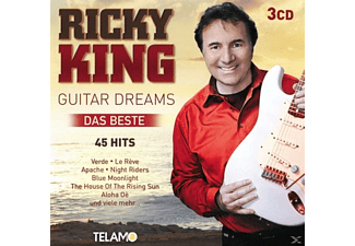 Ricky King - Guitar Dreams: Das Beste - (CD)