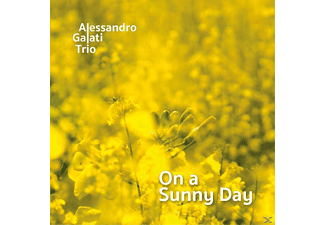 Alessandro Galati Trio - On A Sunny Day - (CD)