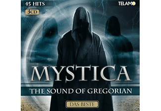 Mystica - Sound Of Gregorian:Das Beste, The - (CD)