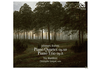 Christophe/Trio Wanderer Gaugue - Klavierquartett - (CD)