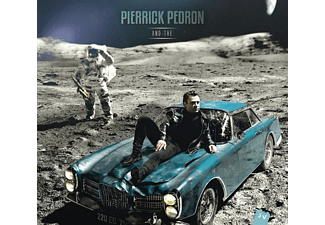 Pedron Pierrick - And The - (CD)