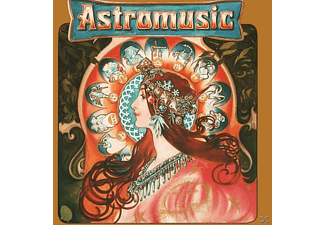 Marcello Giombini - Astromusic Synthesizer - (CD)