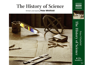 The History Of Science - 4 CD - Hörbuch