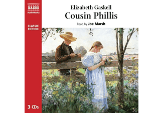 Cousin Phillis - 3 CD - Hörbuch