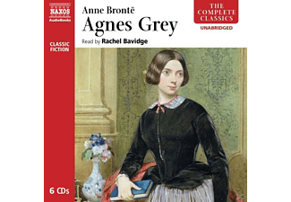 Agnes Grey - 6 CD - Hörbuch