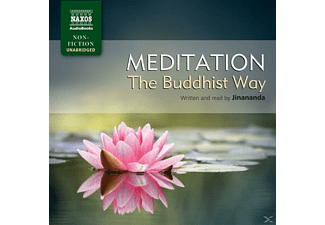 Meditation-The Buddhist Way - 4 CD - Hörbuch