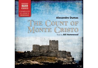 The Count Of Monte Cristo - 41 CD - Hörbuch