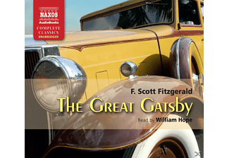 The Great Gatsby - 5 CD - Hörbuch