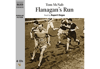 Flanagan's Run - 4 CD - Hörbuch
