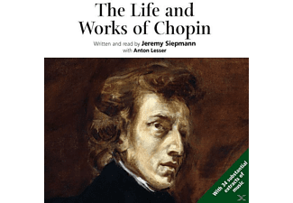 Life And Works Of Chopin - 4 CD - Hörbuch