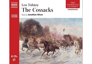 The Cossacks - 6 CD - Hörbuch