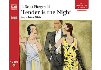 Tender Is The Night - 10 CD - Hörbuch