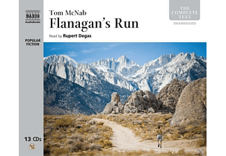 Flanagan's Run - 13 CD - Hörbuch