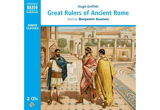 Great Rulers Of Ancient Rome - 2 CD - Hörbuch