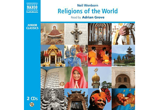 Religions Of The World - 2 CD - Hörbuch