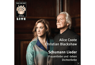 Alice Coote, Christian Blackshaw - Schumann Lieder - (CD)