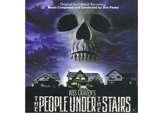 Don Peake - The People Under The Stairs (O.S.T. - (CD)